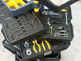 特殊工具の数々